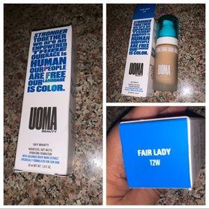 UOMA Beauty Matte Foundation